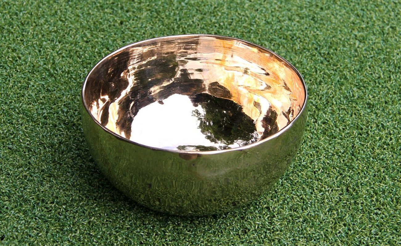 Hand Beaten Shiny Singbowls - for Healing