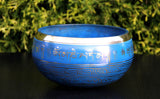 Meditation Singbowls - Gulpa Round 2000g Coloured