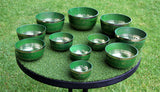 Deep: Green Tibetan Mantra - for Meditation - Singbowls