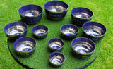 Deep Singbowl - Blue Tibetan Mantra - For Meditation - Singbowls