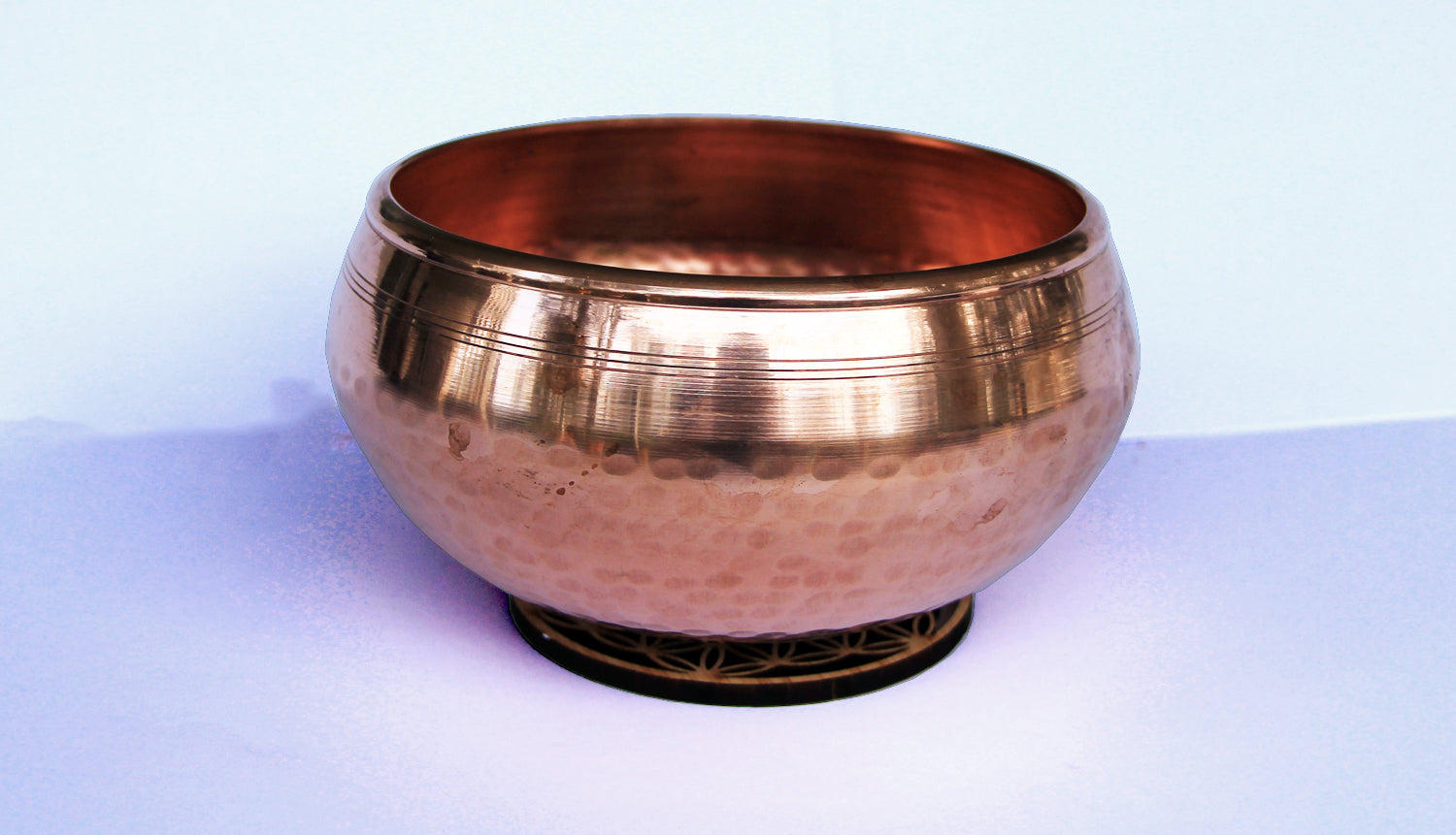 Gulpa-  Dotted- Rose Gold 1000g - for Meditation