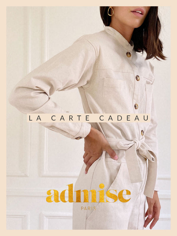 GIFT CARD - Accepted