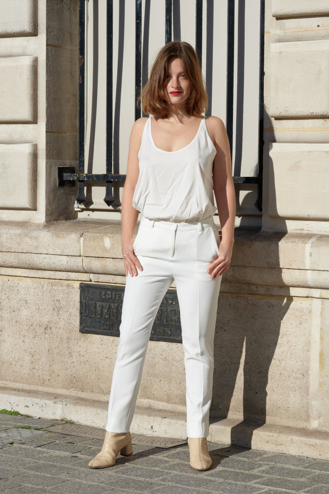 IVORY GEORGE PANTS - Admitted