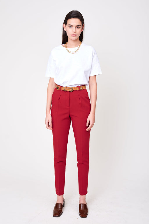 ROSA CARMIN PANTS - Admitted