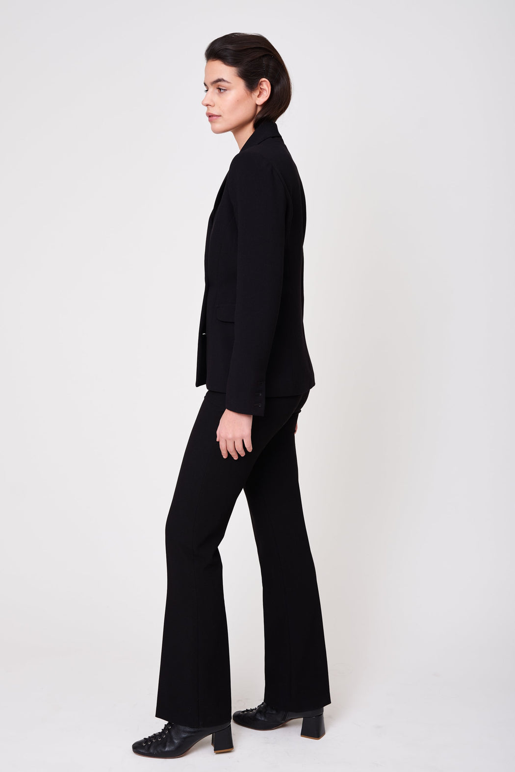 BLACK COLETTE PANTS - Admitted