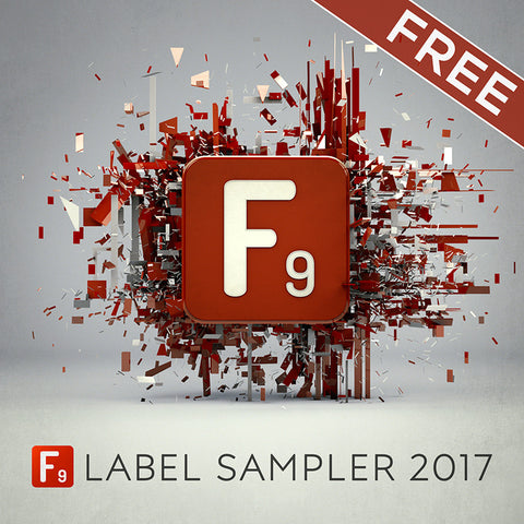 F9 2017 FREE Label Sampler 1Gb - F9 Audio Royalty Free loops & Wav Samples