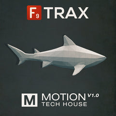 F9 TRAX Motion : Tech House V1.0 - F9 Audio Royalty Free loops & Wav Samples
