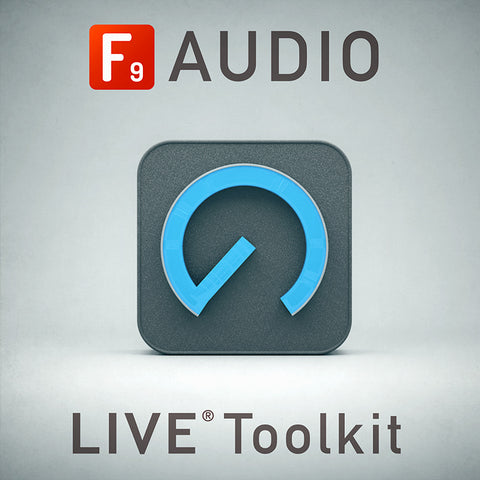 F9 Toolkit for Ableton Live 9+10