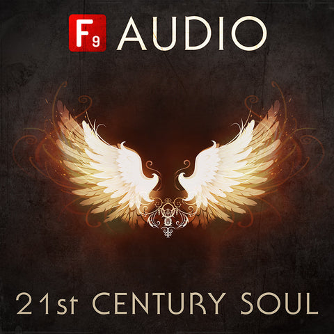 21St Century Soul - F9 Audio Royalty Free loops & Wav Samples