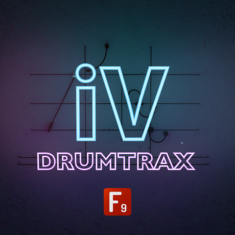 F9 Drumtrax iV 21st Century House - F9 Audio Royalty Free loops & Wav Samples