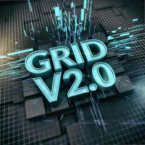 Grid V2.0 - Future Retro Multisampled Patches - F9 Audio Royalty Free loops & Wav Samples