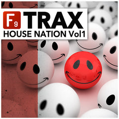 F9 TRAX : House Nation Vol1 - F9 Audio Royalty Free loops & Wav Samples