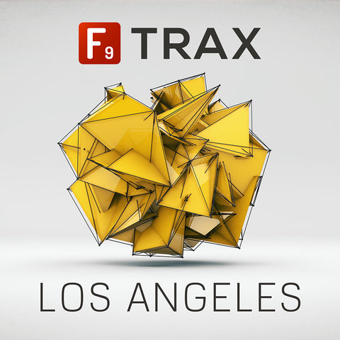 F9 TRAX Los Angeles - F9 Audio Royalty Free loops & Wav Samples