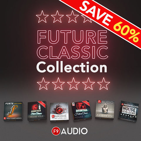 F9 Audio Future Classic Collection - F9 Audio Royalty Free loops & Wav Samples