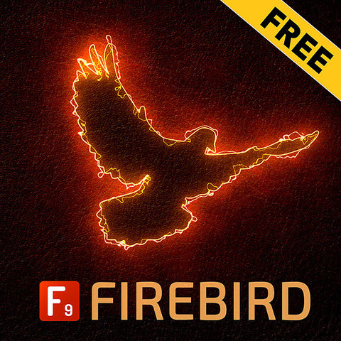 F9 TRAX - Firebird ( Free Live 9.5 release ) - F9 Audio Royalty Free loops & Wav Samples