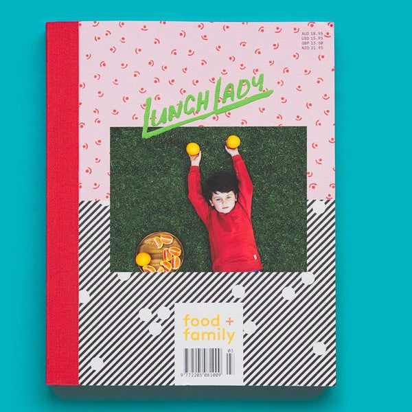 Lunch Lady - Issue 3
