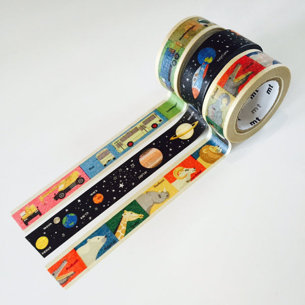 mt for Kids Washi Tape