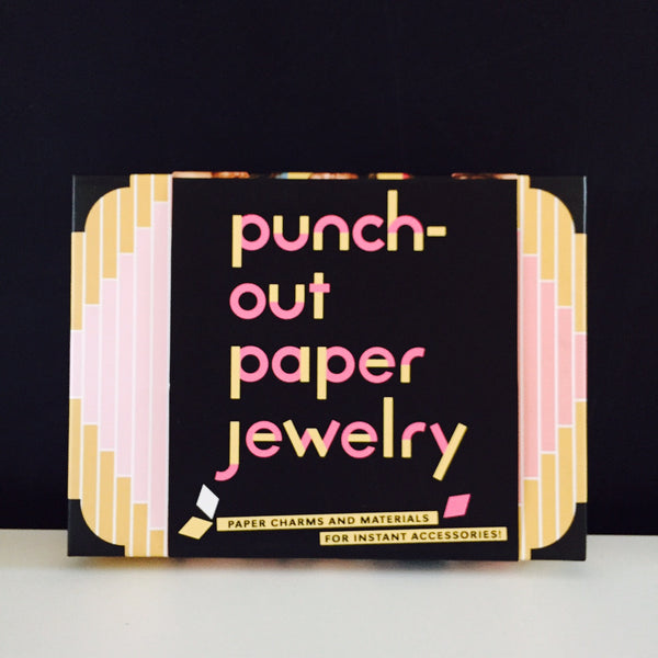 Punch Out Paper Jewellery