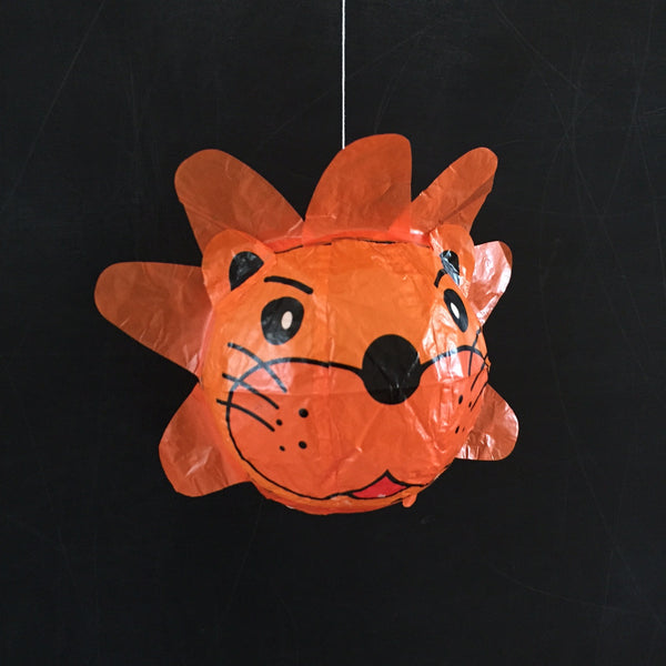 Japanese Paper Balloon - Lion