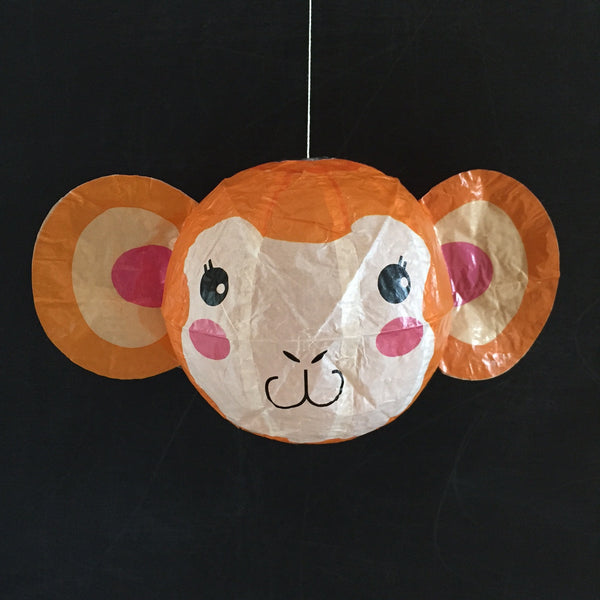 Japanese Paper Balloon - Monkey