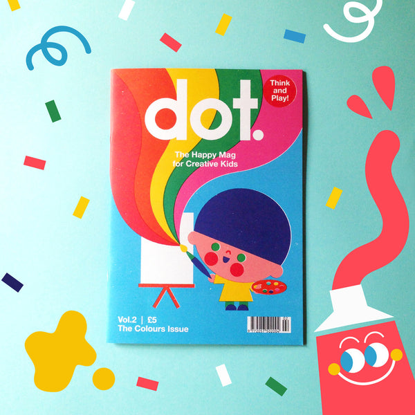 Dot Magazine - The Colours Issue (Vol.2)