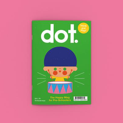 Dot Magazine - The Sounds Issue (Vol.4)