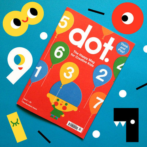 Dot Magazine - The Numbers Issue (Vol.3)