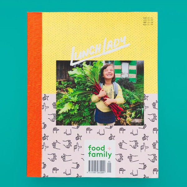 Lunch Lady - Issue 5