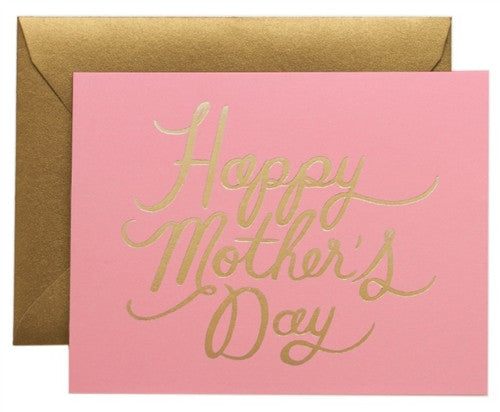 Pretty in Pink - Happy Mother's Day