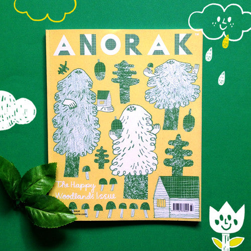 Anorak Magazine - Woodlands (Issue 37)