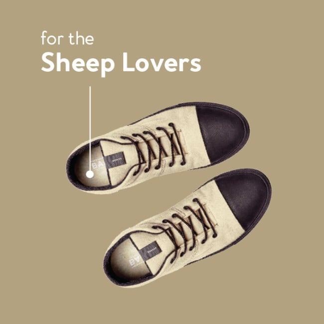 blacknose sheep shoes