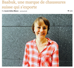Business Magazine Baabuk