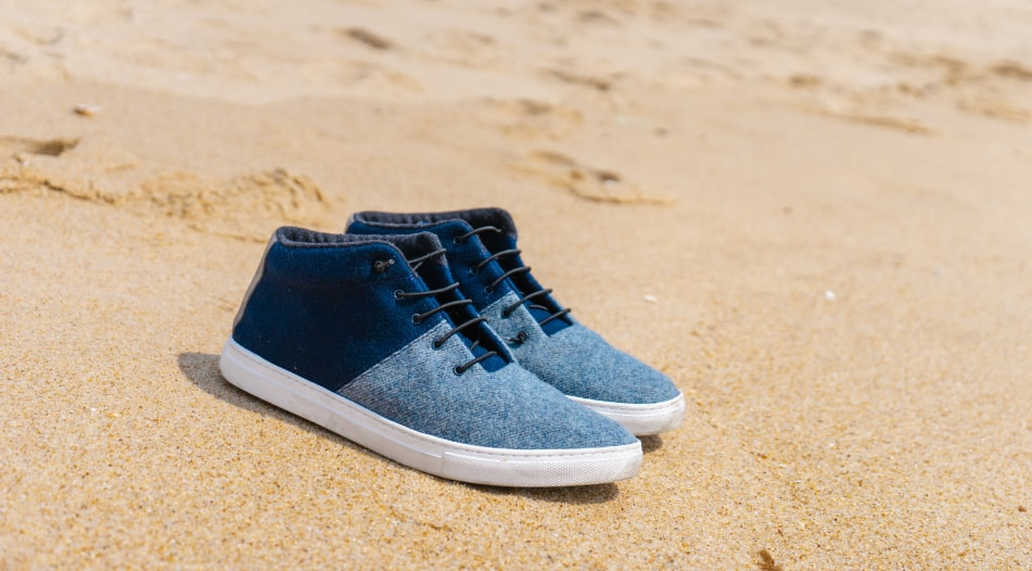 wool sneakers for summer