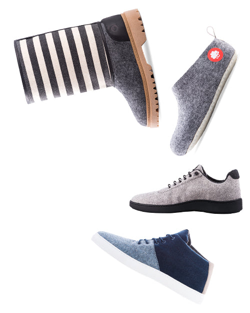 13fa71313420 Baabuk - Discover the world of wool shoes