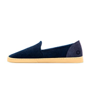 Wool Loafer - Blue