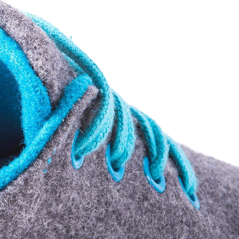 Sneaker - Turquoise
