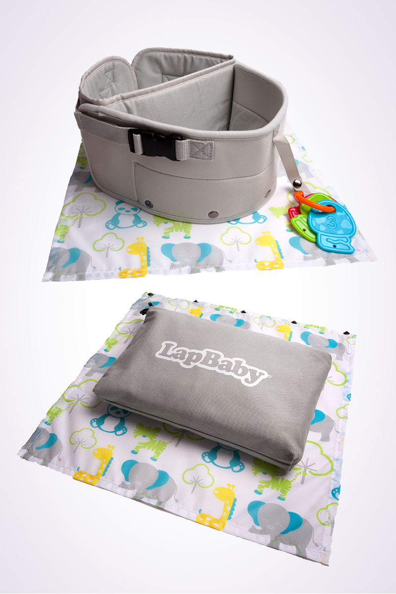 LapBaby - Hands Free Seating Aid - Lonzi&Bean Maternity