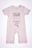 sugar and spice romper