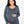 CurvyMum Long Sleeve Top – Charcoal