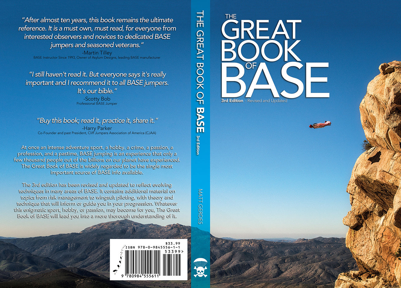Great Book of BASE 3rd Edition