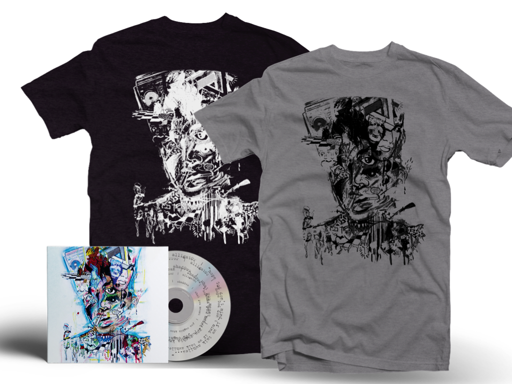 Abandon Kansas - T-Shirt + CD