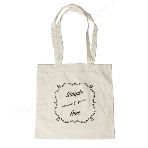 Vocal Few - Simple & Free Tote