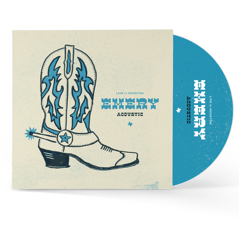Emery Acoustic: Live in Houston - CD