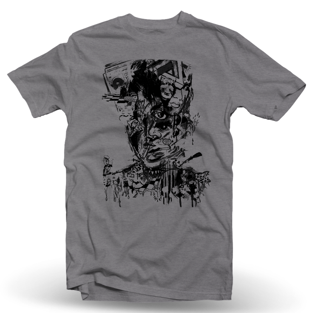 Abandon Kansas Album Art T-Shirt