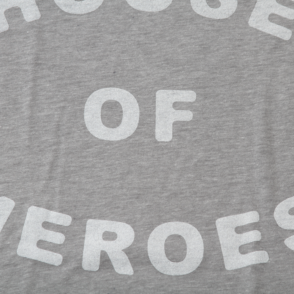House of Heroes: Gray Tee