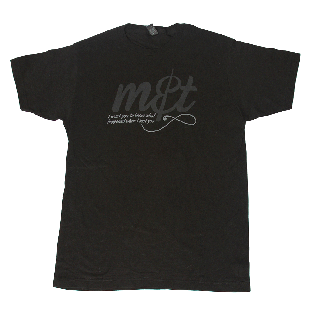 Matt & Toby Shirt - Black