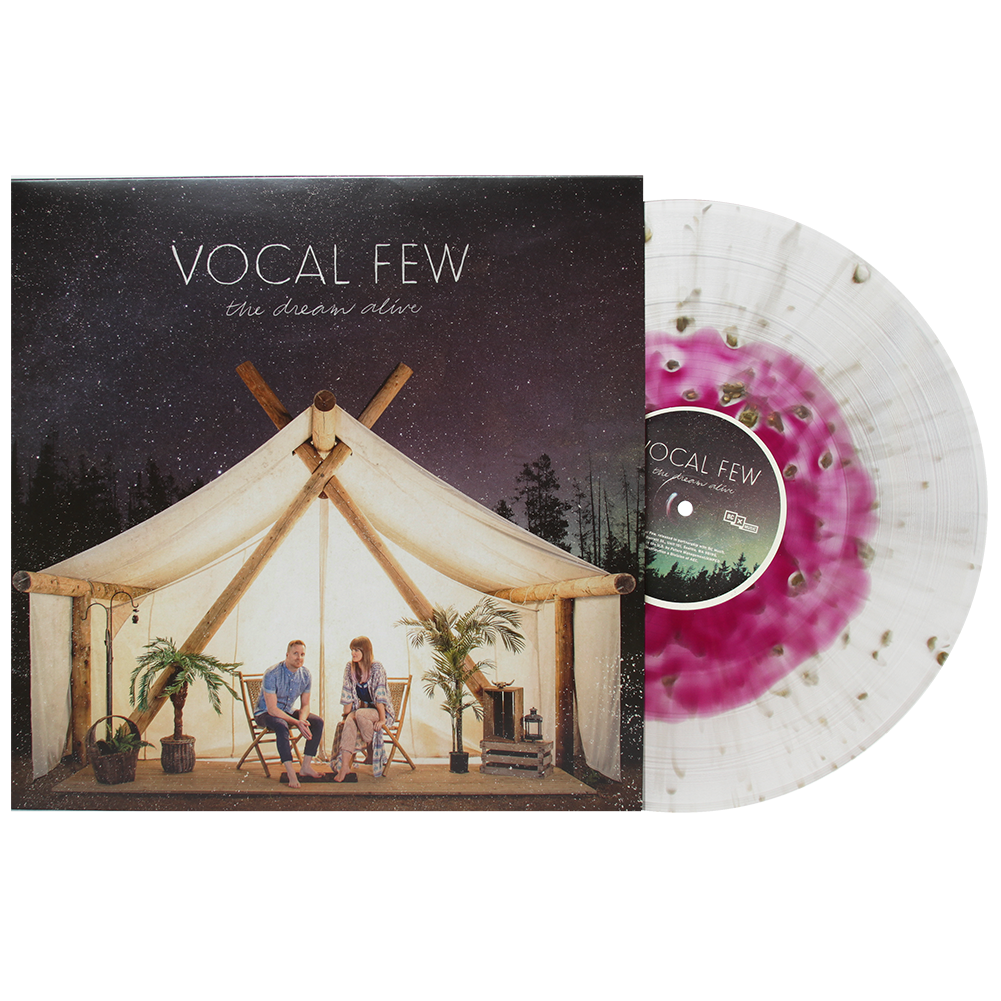 Vocal Few - The Dream Alive - Limited Color Variant Vinyl