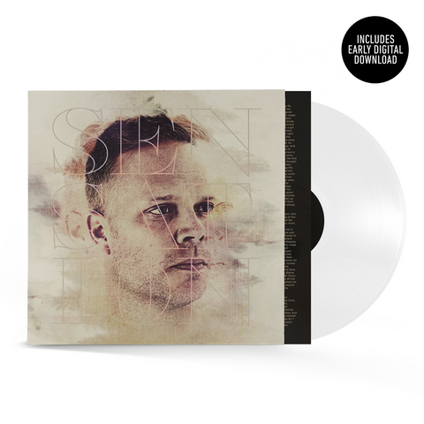 "Devin Shelton - ""Sensation"" Clear Vinyl"