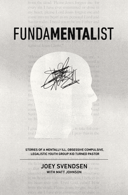 Fundamentalist by Joey Svendsen