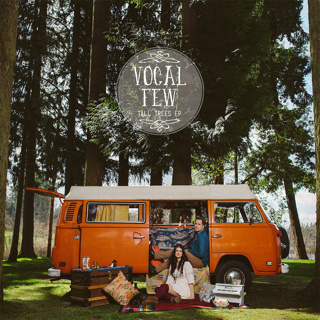 Vocal Few - Tall Trees - CD